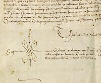 1453 | Mallorca | PARDO family | original manuscript on vellum | spain columbus?