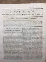 Robespierre et Brie Comte Robert 1791 Aix Cambrai Royalisme Révolution Française