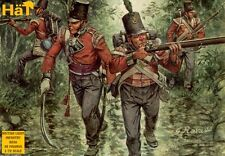 Sombrero 1/72 Infantería Napoleónicas británica de Luz # 8036