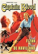 Captain Blood DVD 1935 Errol Flynn