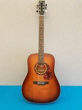 New Norman Protoge B18 Cedar Tobacco Burst Acoustic Electric Guitar w/Gig Bag