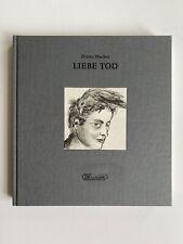 Buch Dieter Hacker - LIEBE TOD Gedichte und Zeichnungen