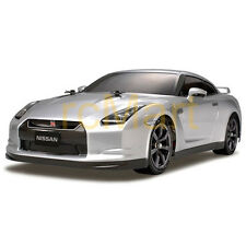 Tamiya Nissan GT-R R35 Clear Body 190mm EP 4WD 1:10 RC Cars Touring Drift #51340