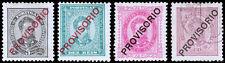 Portugal Scott 81-84 (1892) Mint/Used H VF, CV $77.25