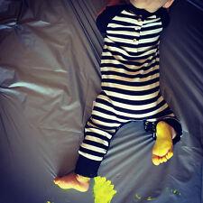18-24M USA Newborn Kids Baby Boy Girls Infant Romper Bodysuit Jumpsuit Clothes