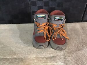 LL Bean Youth Hiking Boots