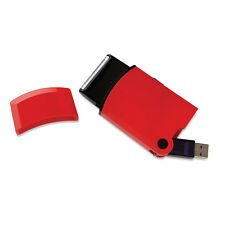 Red USB Rechargeable Pocket Shaver