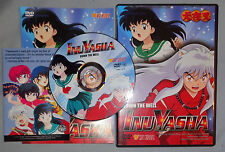 InuYasha 1 Down the Well R1 DVD Inu Yasha VIZ VIDEO