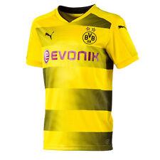 Domicile de football de club étranger jaunes taille L