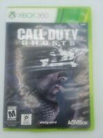 Call of Duty: Ghosts Xbox 360 Activision War Shooter Video Game