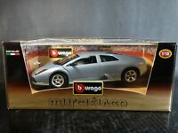 Bburago Lamborghini Murcielago Blue 1:18 Scale Diecast Model Car 3316