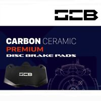 GCB Front Brake Pads DB1473 For Ford Falcon BA BF FG High Carbon Ceramic