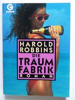 Die Traumfabrik - HAROLD ROBBINS - Roman