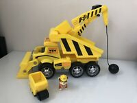 Paw Patrol, Ultimate Rescue Rubble Construction Truck w/ Lights & Sound Complete