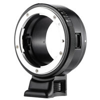 VILTROX Lens Adapter Ring Exact Aperture for Nikon F to SONY E Mount NEX A7 G8V6