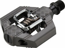 """Crank Brothers Candy 2 Pedals - Dual Sided Clipless Aluminum 9/16"""" Gray"""