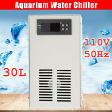 Aquarium fish tank 110V Electronic water chiller water cooler Cooling up to 20L