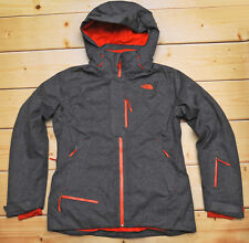 3747cf2122 THE NORTH FACE FURANO NOVELTY HYVENT PRIMALOFT insulated WOMEN S GREY JACKET  - L