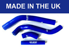 YAMAHA YZ450F YZF450 2010 - 2018 SILICONE RADIATOR HOSES KIT HOSE PIPES BLUE