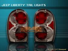 02-07 JEEP LIBERTY ALTEZZA TAIL LIGHTS SMOKE 03 LAMPS