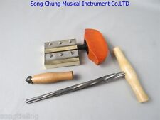 CELLO PEG HOLE REAMER /PEG SHAVE /Round file/pegs assistant handle