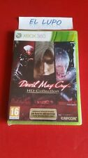 DEVIL MAY CRY HD COLLECTION XBOX 360 NEUF SOUS BLISTER VERSION FRANCAISE