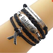 Cancer Awareness Bracelet, Believe Bracelet - Perfect Gift For Survivors
