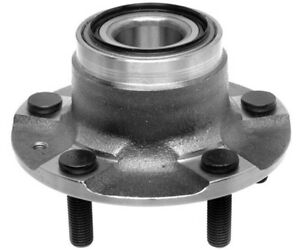 Wheel Bearing and Hub Assembly-R-Line Rear Raybestos 712119