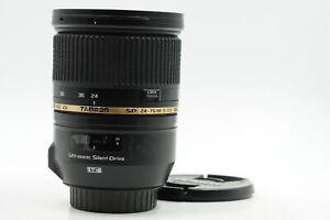 Tamron A007 AF 24-70mm f2.8 SP DI VC USD Lens Canon EF #465