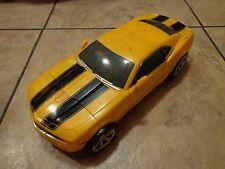 2007 HASBRO--TRANSFORMERS MOVIE--ULTIMATE BUMBLEBEE CAR (LOOK)