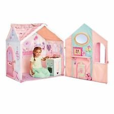 Dream Town Rose Petal Cottage Playhouse with Cooker & Accessories