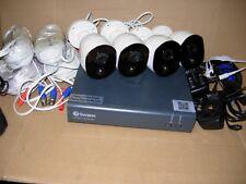 Swann DVR4-4575 Recorder  with Qty 4 x Pro-1080MSB HD Cameras , movement sensor