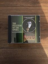 The Phantom Of The Opera The Musicals Collection 2  CD Digital Remastered Cd Ex