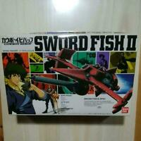 Bandai New 1/72 Swordfish Ⅱ (Cowboy Bebop) Plastic Model  import Japan F/S