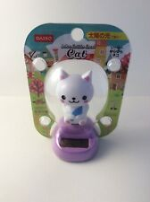 Solar Power Dancing Toy Daiso Cat