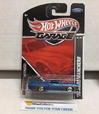 '72 Ford Ranchero * Blue * Garage Series Hot Wheels * A19