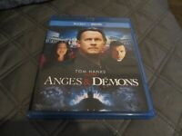 "BLU-RAY NEUF ""ANGES & ET DEMONS"" Tom HANKS, Ewan McGREGOR / Ron HOWARD"