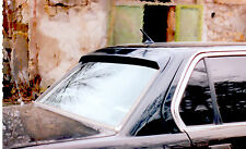 REAR Roof spoiler for BMW E 30 sedan 4 / 2 doors (1984 - 1993)