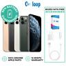 Apple iPhone 11 Pro 64GB 256GB 512GB Fully Unlocked - All Colors