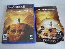 PLAYSTATION PS2 JUMPER GRIFFINS STORY