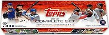 MLB 2012 Topps Baseball Cards Complete Set [Hobby Edition] [Factory Sealed]