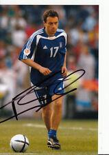 Giorgios Georgiadis Griechenland Nationalmannschaft TOP Foto Orig. Sign. +A45384