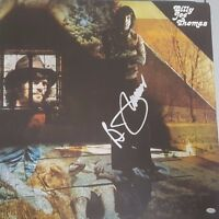 """VERY EARL! """"B.J. Thomas"""" Hand Signed Album Mead Chadsky Authentication"""