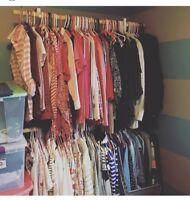 Women's Wholesale Lot Resale Clothing 15 Pieces Reseller Box