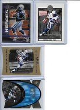 1999 UD MARSHALL FAULK LOT SPX #H7 SPX GOLD #SPX9 SHOWCASE PLAYOFFS #PS17 & #PH9