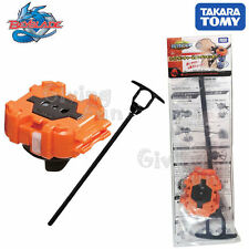 GENUINE TAKARA TOMY BEYBLADE Burst B-45 Launcher & Long Winder Toy JAPAN