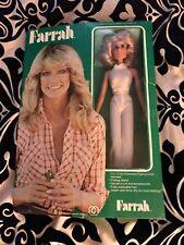 farrah fawcett charlies angels MEGO CORP 1977 doll green box