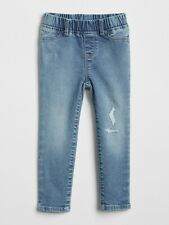 Baby Gap Distressed Leggings 2y Girls BNIB Jeggings Destruced Favorite Jeans Ind