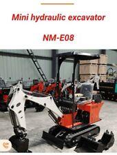 2020 Mini Excavator Rubber Tracks Backhoe Aux new machine