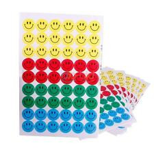540X Childrens Kids Teacher School Smiley Face Reward School Stickers OZ AU #62